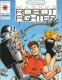 Vintage Magnus, Robot Fighter