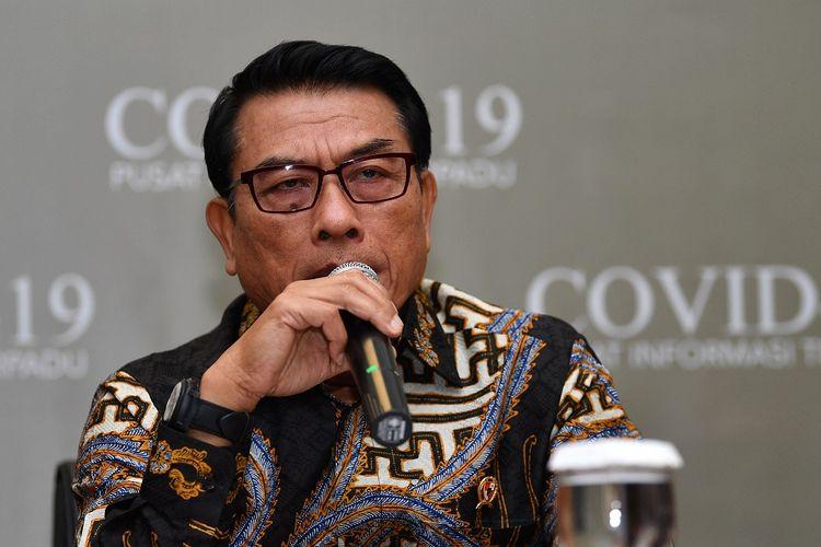 Moeldoko Mengaku Siap Dilaporkan Perkara Obat Ivermectin, Asalkan...