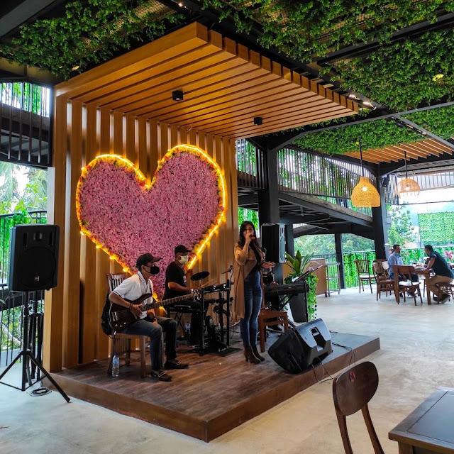 Cafe Love Garden Resto Bogor