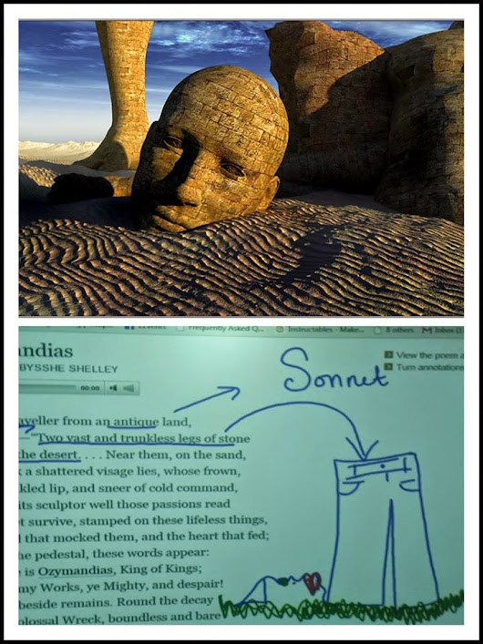 assignment the mighty and ozymandias Struggling with an assignment sonnet 12 with shelley's ozymandias both of these sonnets have been the king of kings and the mighty ozymandias is.