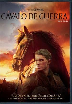 dvd cavalo de guerra promoção