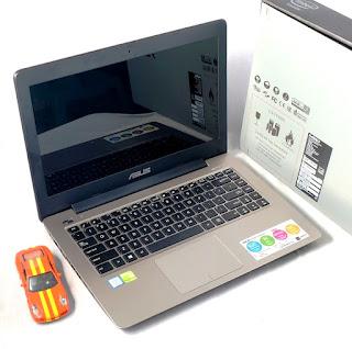 Jual Laptop Gaming Asus A456UR-GA092D Bekas