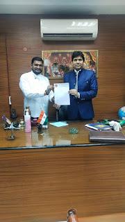 शिवदयाल मिश्रा उत्तर भारतीय महासंघ के महाराष्ट्र महासचिव नियुक्त | #NayaSaberaNetwork