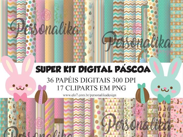 SUPER KIT DIGITAL PÁSCOA GRÁTIS
