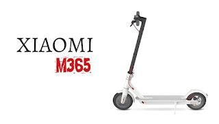Opinión del patinete XIAOMI M365