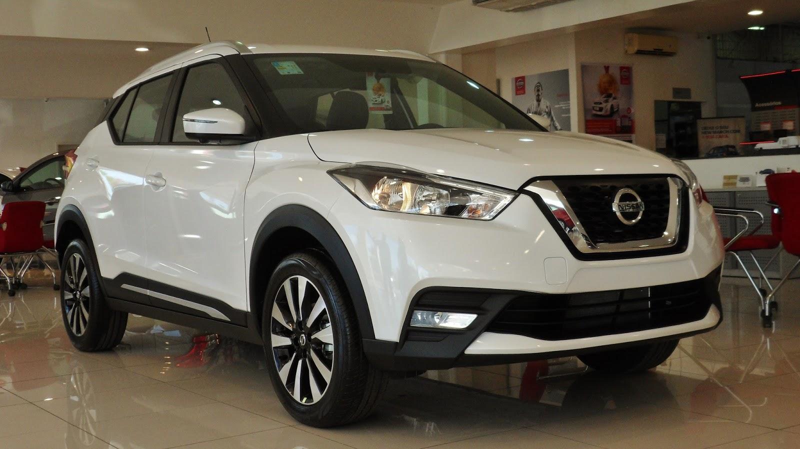 Nissan Kicks se consolida líder de vendas no segmento mais concorrido do Brasil