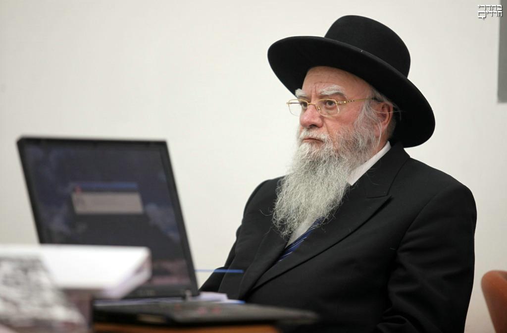 Mantan Ketua Rabi Israel Meninggal Akibat Corona
