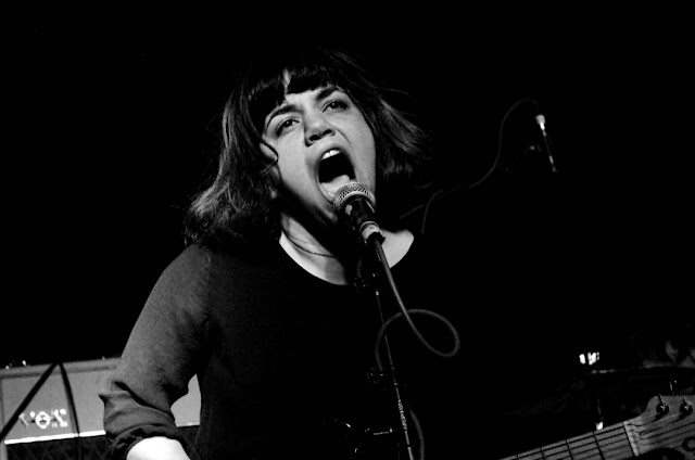 Screaming Females - The Grand Social - Remy Connolly - Photographs