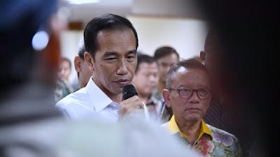 Presiden Sampaikan Dukacita Atas Musibah Jatuhnya Sriwijaya SJ182