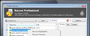 تحميل برنامج استعادة الملفات المحذوفة كامل للكمبيوتر