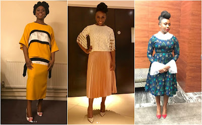 "Chimamanda Adichie launches ""Wear Nigerian"" project"
