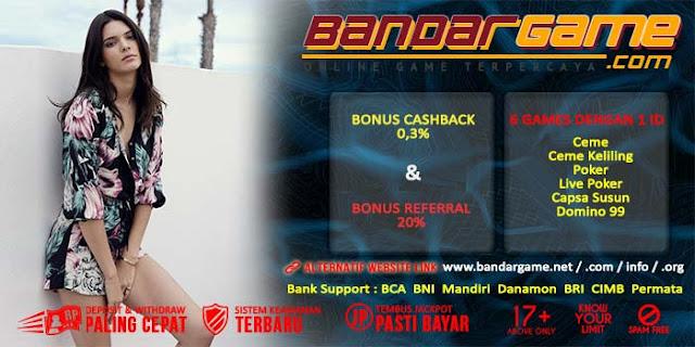 Trik Menang Judi Live Poker Online BandarGame