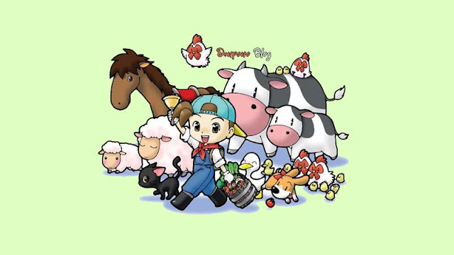 Cara Mendapatkan 11 Power Berry di Harvest Moon Back to Nature