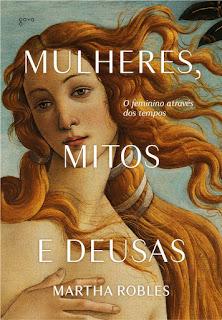 livro mulheres mitos e deusas