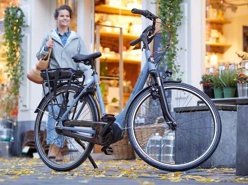 Gazelle Paris e bike