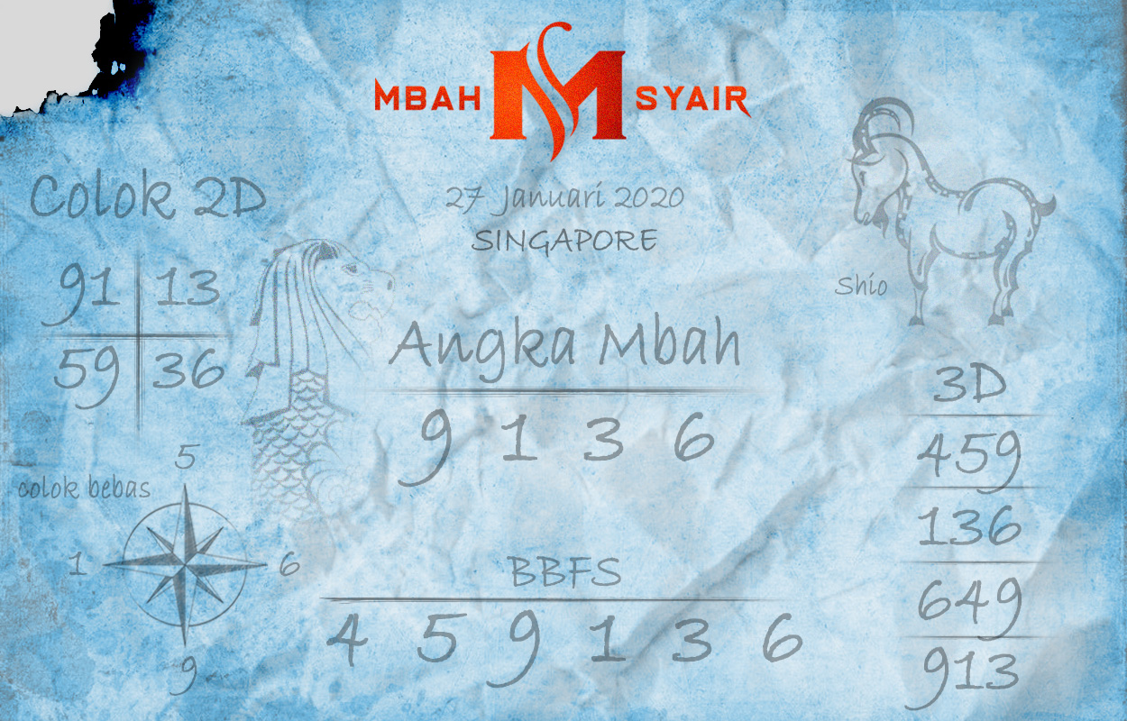 Prediksi Mbah Syair