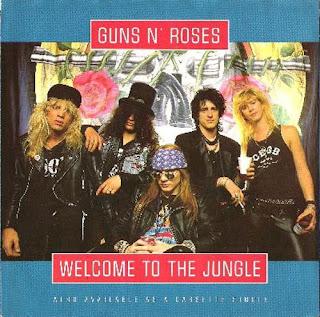"""Ανεπίσημο video του κλασικού τραγουδιού των Guns N' Roses """"Welcome to the Jungle"""""""