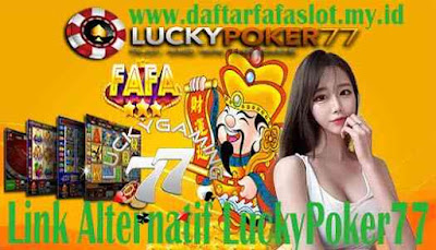 Link Alternatif LuckyPoker77