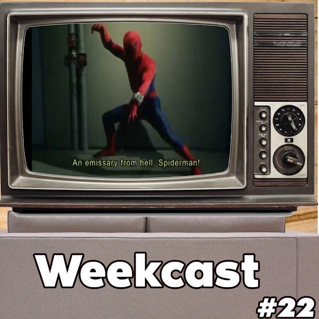 Weekcast #22 - Supaidaman, o Homem-Aranha Japonês
