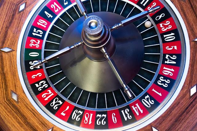 Figura 2 : Una ruleta, en la que 'The Pelayos' ganaron mucho dinero.