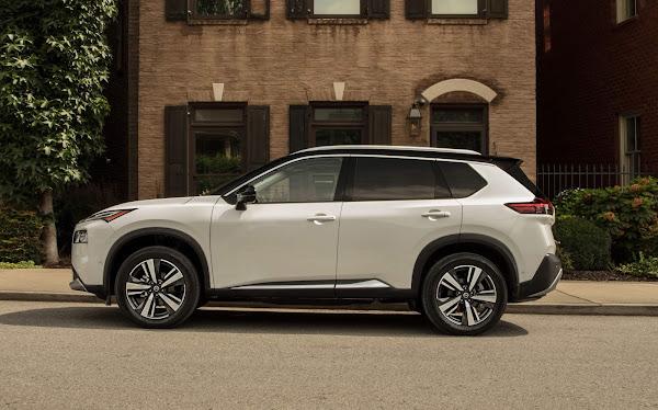 Nissan Rogue 2021 chega ao EUA para enfrentar o VW Tiguan