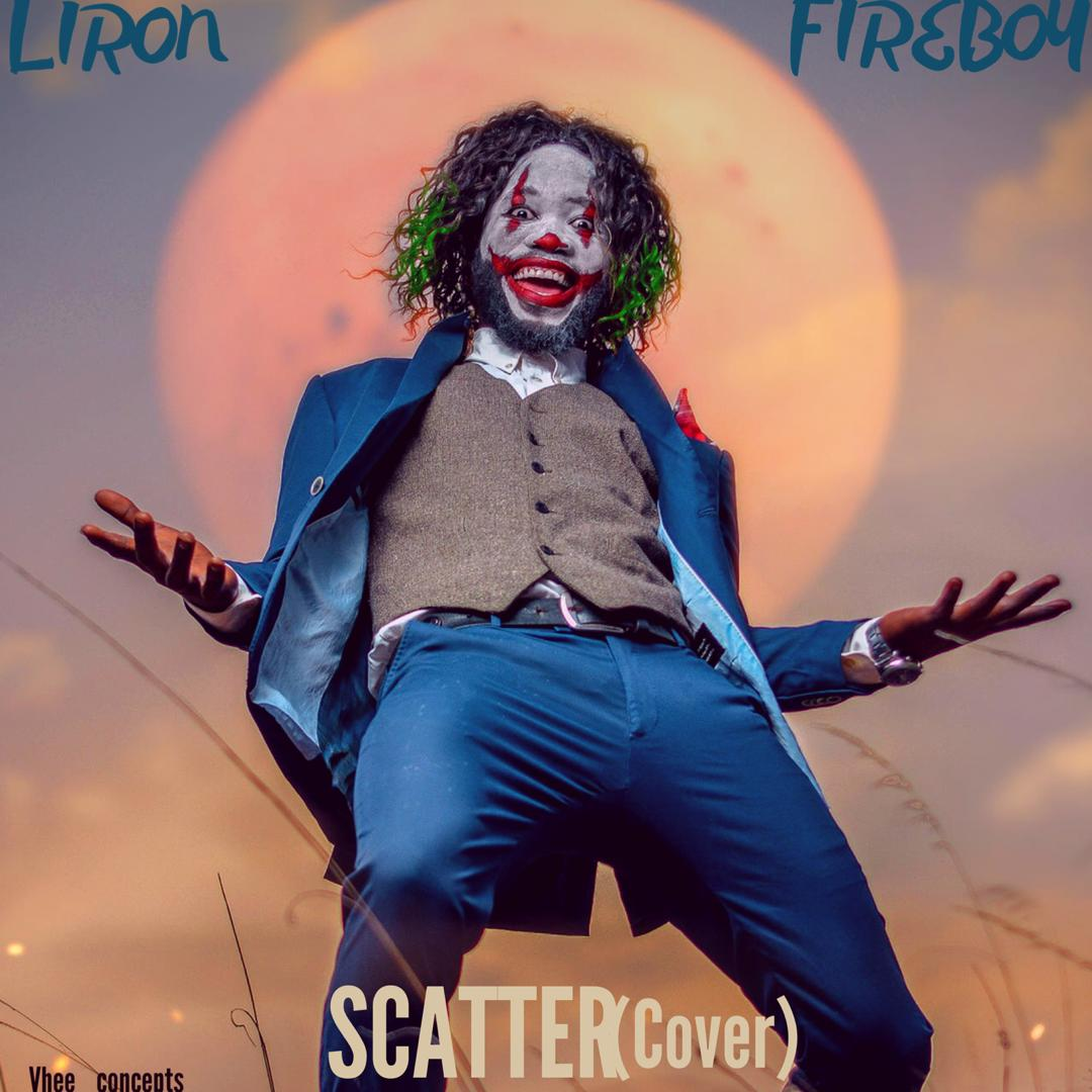 LIRON - FIREBOY (SCATTER COVER)