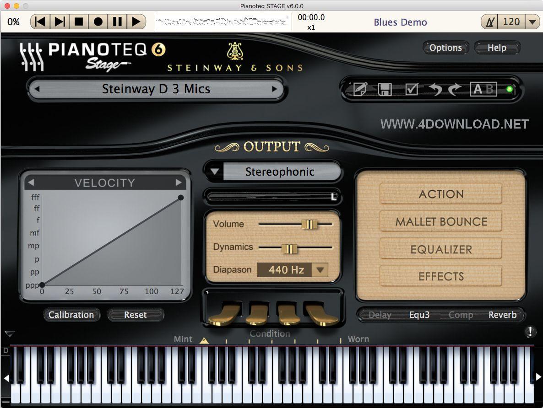 Pianoteq STAGE v6.2.2 Full version