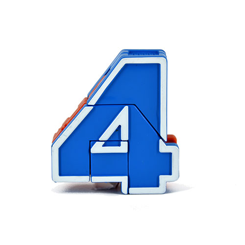 Numerobots Nº 4