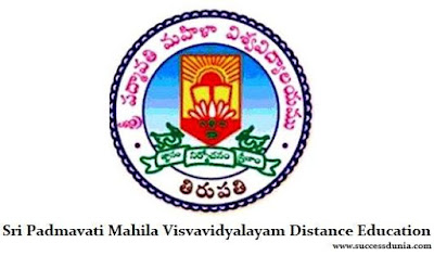 Sri Padmavati Mahila Visvavidyalayam Distance Education