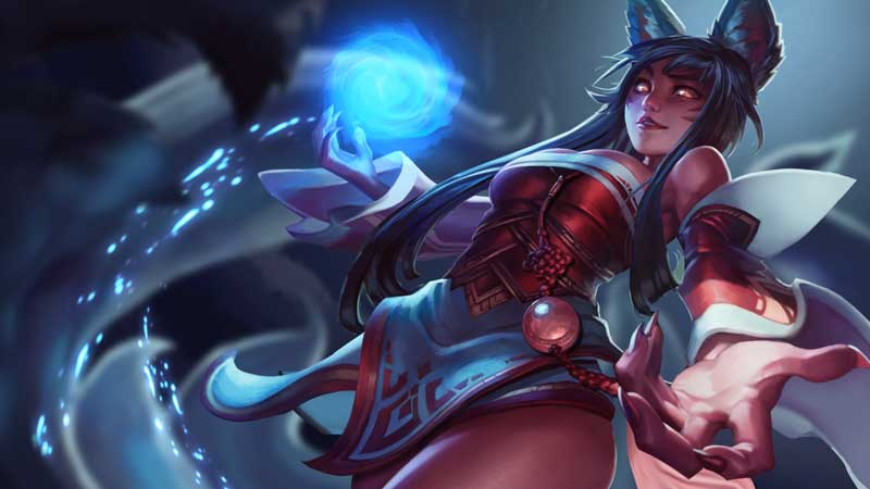 Ahri League of Legends | FREE Wallpaper Engine Wallpapers