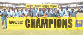 Kandurata Maroons win Super Fours T20 tournament 2013