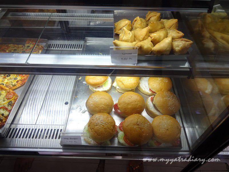 Govindas bakery - ISKCON Shri Krishna Temple Vrindavan