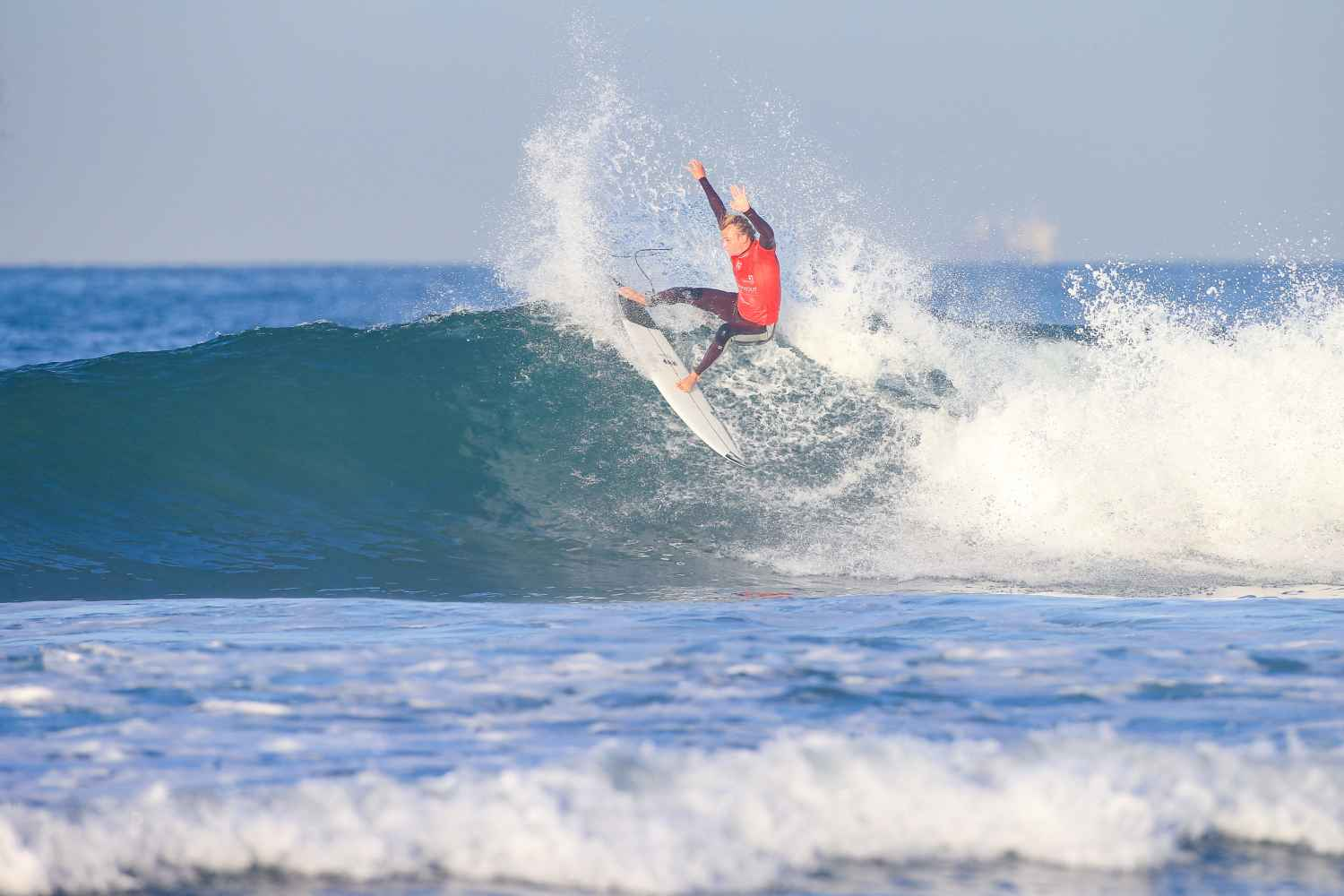 Thiago Camarao Dominates Day 3 in Morocco Pro Taghazout Bay Highlights
