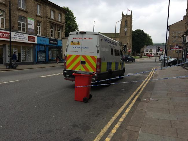 BREAKING STABBING: Woman arrested after man taken to hospital with neck wounds
