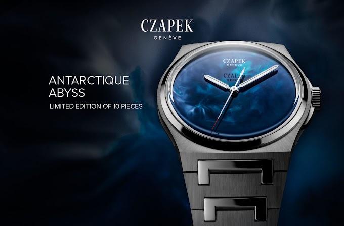 CZAPEK - Antarctique Abyss