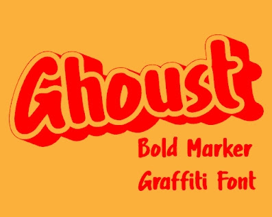 Download Ghoust Font