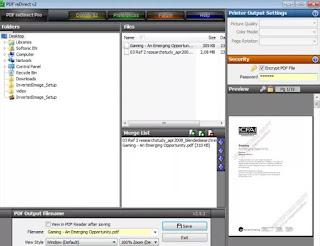 Programma PDF reDirect