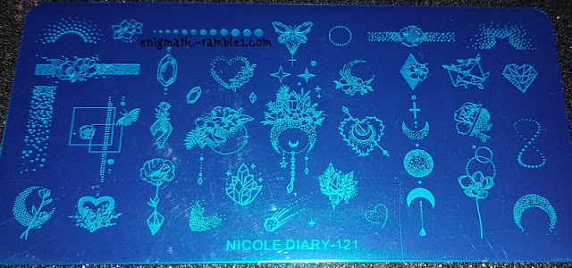 Review-Stamping-Plate-Nicole-Diary-121-Born-Pretty-Store-#47640