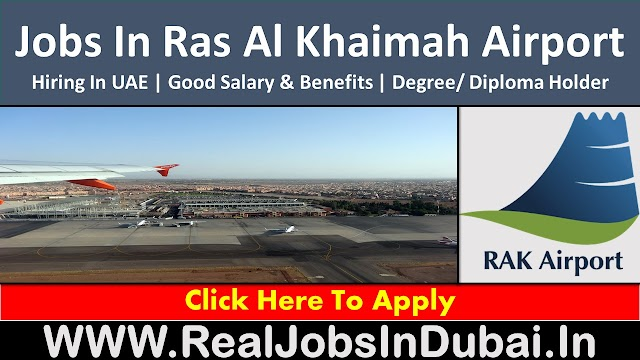 Jobs In Ras Al Khaimah Airport - UAE