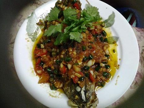 Ikan Masak 3 Rasa