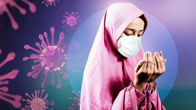 Survei: Ketaatan Beragama Naik di Masa Pandemi