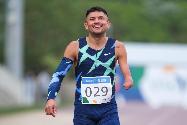 Ouro na Rio-2016, Petrúcio Ferreira deve ser uma das estrelas da Paralimpíada de Tóquio