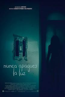 Cartel: Nunca apagues la luz (2016)
