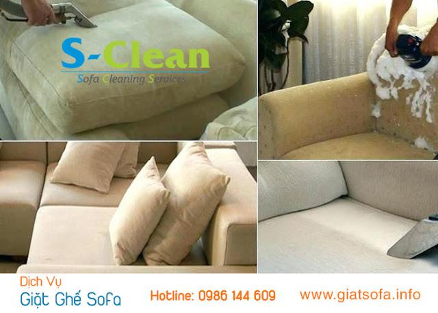 Dịch vụ giặt ghế sofa tại nhà quận 9 uy tín chuyên nghiệp