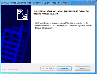 Download Samsung USB Driver For Mobile Phones V1.5.5.0