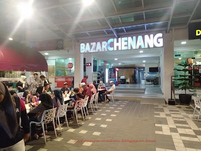 Berhadapan Bazar Chenang