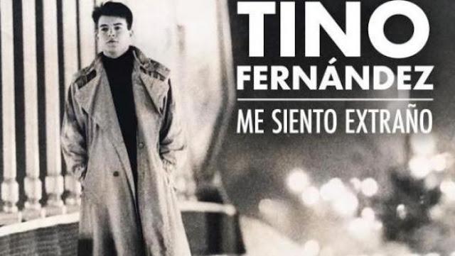 Tito Fernández, en la portada de 'Me siento extraño'