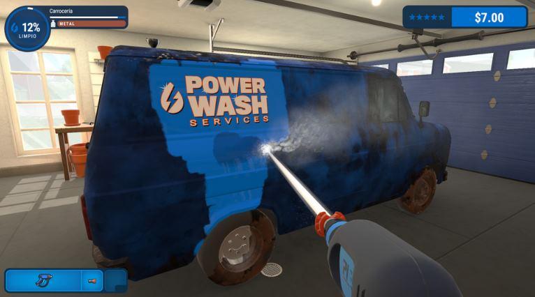 PowerWash Simulator PC Full Español