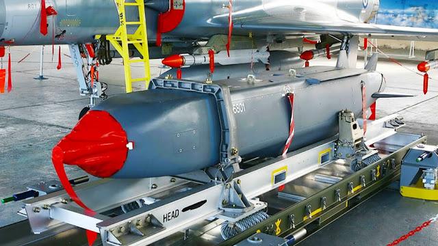 الإعلان عن إمتلاك الجيش المصري صواريخ سكالب الشبحية لأول مرة 1
