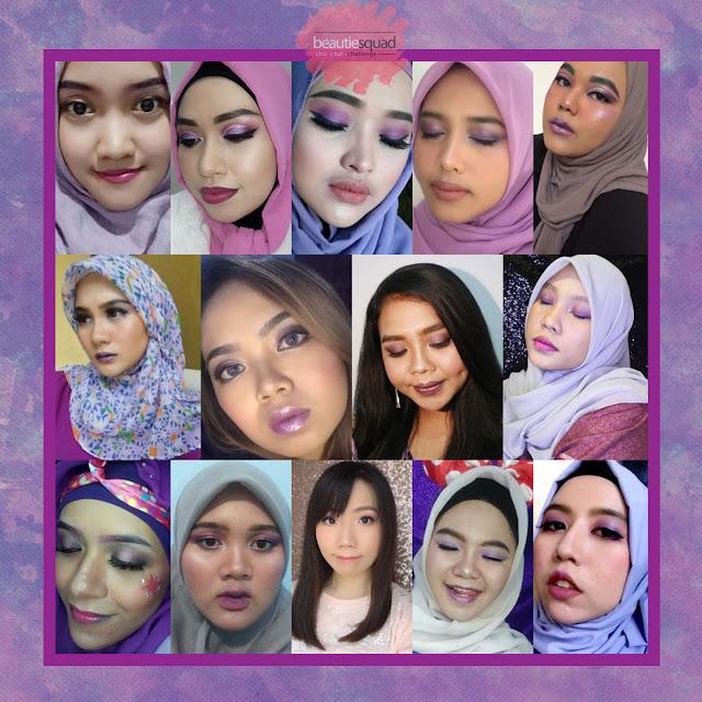 ultra violet makeup 2018